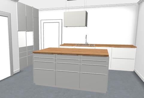 Küchenplanung Bautagebuch