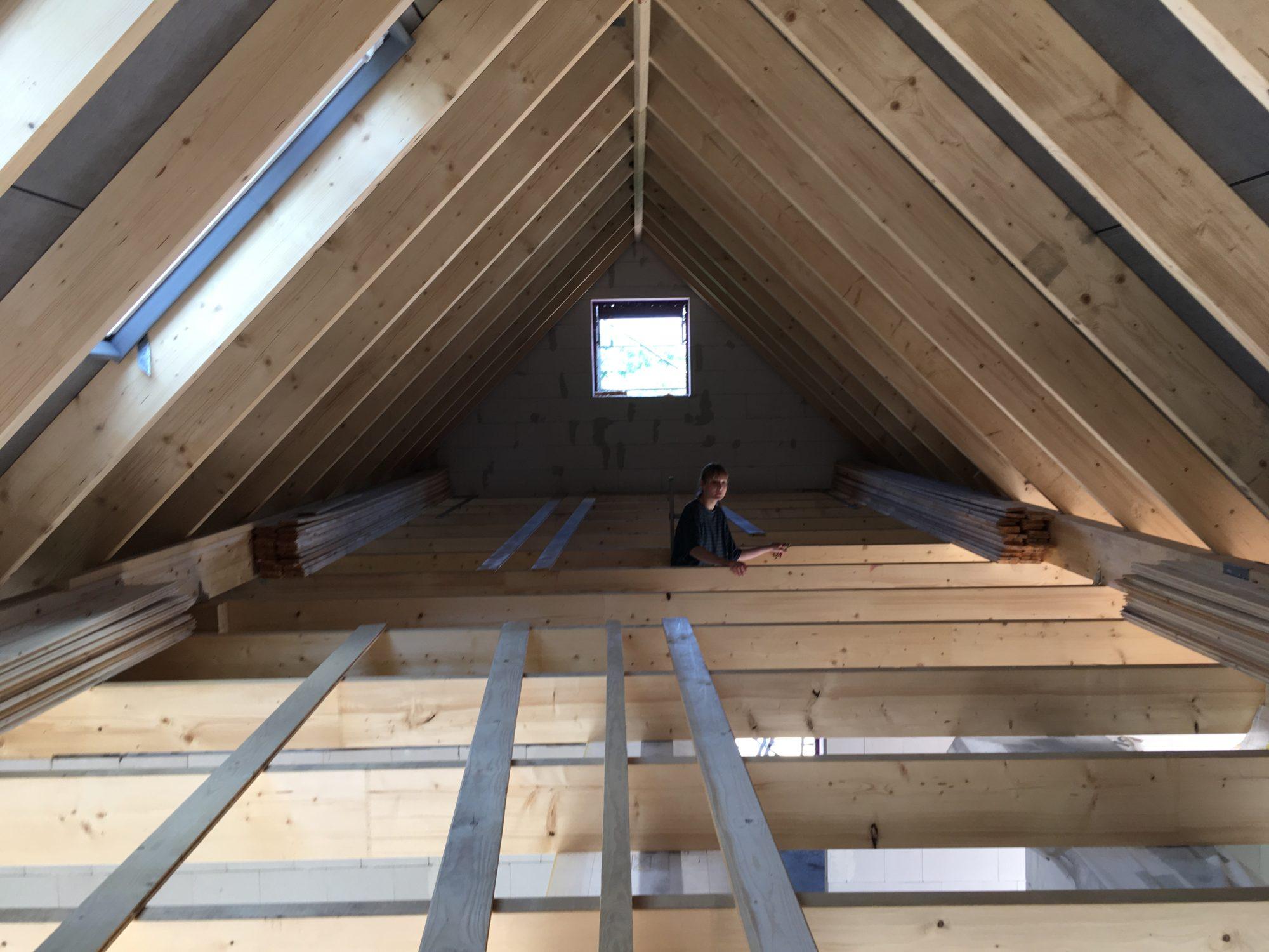 Lieblings Fußboden auf dem Dachboden – Bautagebuch &XA_46