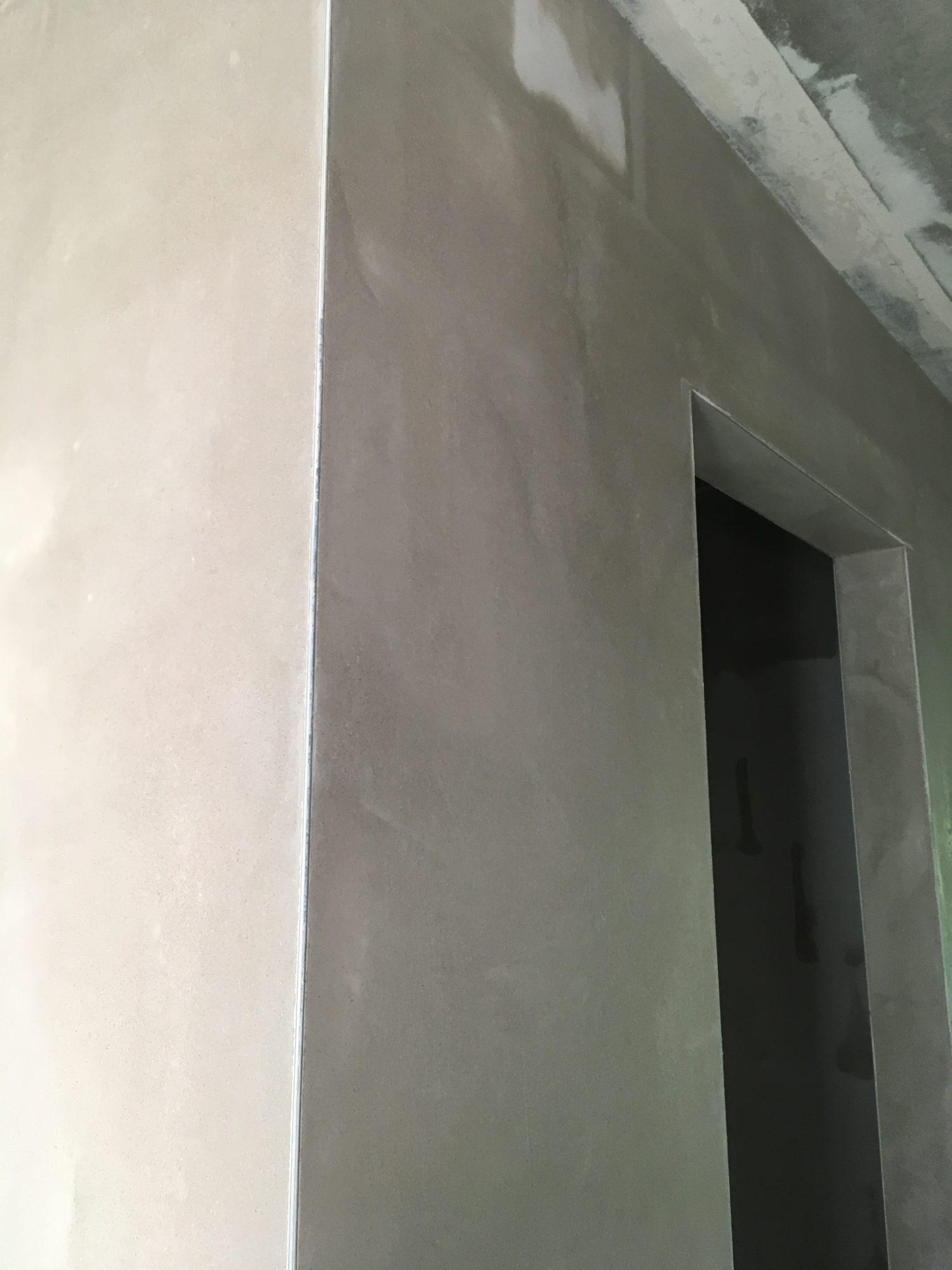 Bevorzugt Innenputz – Bautagebuch WK55